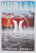 Hurley - Boardwalk Tee White