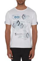Smith & Jones - Marsden T-shirt White