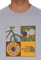 The North Face - Spare Parts T-shirt Grey