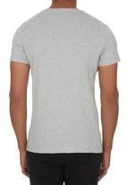 Crosshatch - Sunrise Hands T-shirt Grey