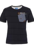 Smith & Jones - Walworth T-shirt Navy