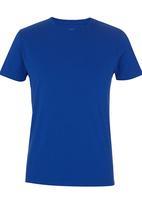 Next - Crew-neck T-shirt Cobalt