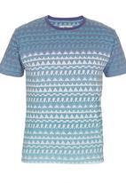 BellField - Rufino T-shirt Blue