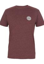 RVCA - Motor Chest T-shirt Red