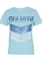 St Goliath - Privateer T-shirt Blue
