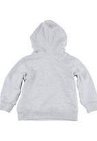 TORO CLOTHING - Hoodie Grey