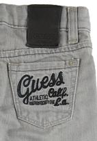 GUESS - Boys Denim Jeans Grey