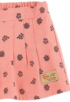 TORO CLOTHING - Blossom Skirt Pale Pink