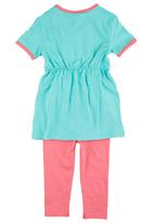 POLO - Tunic Set Light Green