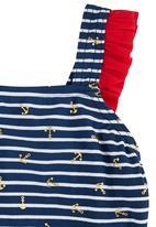 Sun Things - One-piece Costume Navy