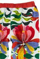 Smash - Leggings with Bright Print Multi-colour