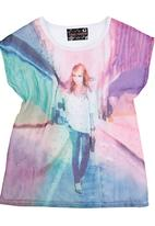 Twin Clothing. - Fashion Girl Top Multi-colour