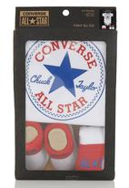 Converse - 3-piece Set White