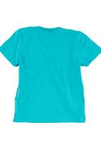 GUESS - Triangle Tee Pale Blue