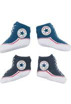 Converse - Converse Sneaker Booties Turquoise