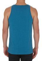 555 Soul - Brody vest Mid Blue