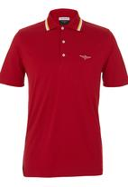 Aquila - Mercerized Golfer Red