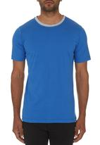 STYLE REPUBLIC - Colourblock T-shirt Blue Mid Blue