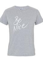 STYLE REPUBLIC - Pyjama Top Grey