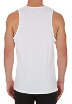 STYLE REPUBLIC - Printed Fashion Vest White
