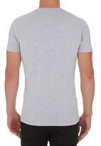 edge - Number T-shirt Grey