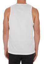 edge - Tech vest White
