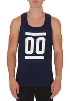 edge - Fashion vest Navy