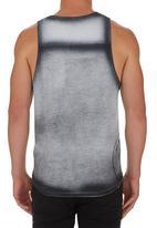 GUESS - Hart Tank Dark Grey
