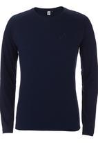 edge - Long-sleeve T-shirt Navy