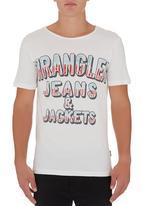 Wrangler - Decent T-shirt Milk