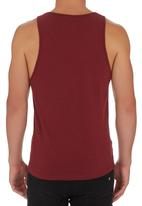 Unruly Clothing - Baseball Vest Red