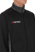 Patrick - Girona Zip-through Hoody Black