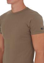 Fire Fox - Muscle T-shirt Brown