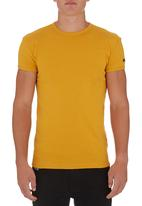 Fire Fox - Muscle T-shirt Yellow