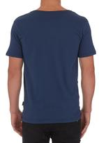 Wrangler - Arrows Down T-shirt Navy