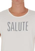 S.P.C.C. - Salute T-shirt Milk