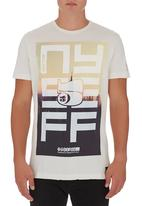 Crosshatch - NY Fifty Five T-shirt White