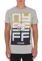 Crosshatch - NY Fifty Five T-shirt Grey