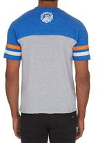 Tokyo Tigers - Remson T-shirt Mid Blue Mid Blue