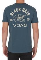 RVCA - Black Hats Mid Blue