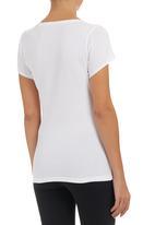 Next - V-neck T-shirt White