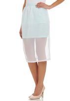 adam&eve; - Andile  skirt Multi-colour