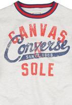 Converse - Crew-neck Top Beige