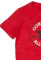 Converse - Converse T-shirt Red