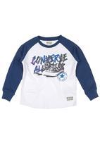 Converse - Raglan T-shirt Multi-colour