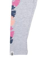 Roxy - Flower Sunrise Leggings Grey