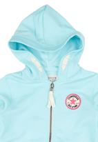 Converse - Girls Hoody Pale Blue