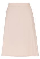 edit - A-line Skirt Pale Pink Pale Pink