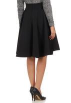 Suzanne Betro - Midi Skirt Black