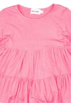 See-Saw - Tiered Top Mid Pink